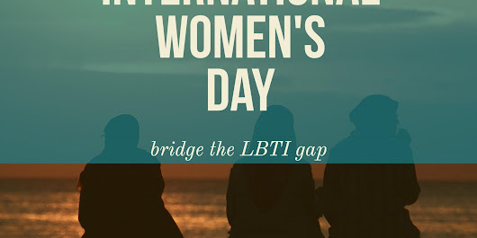 Lesbian and Bisexual Women and Trans and Intersex People Are Left Behind