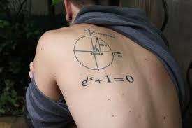scary math tattoo | Mathspig Blog