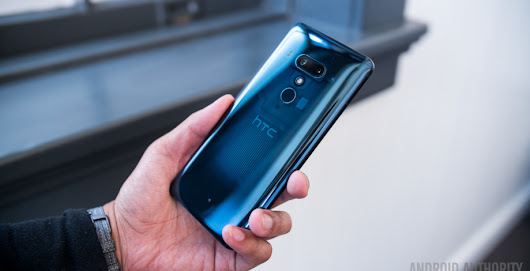 HTC U12 Plus international giveaway!