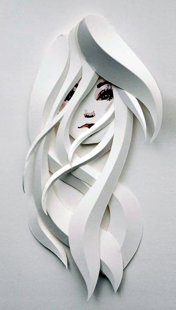Extremely Creative Examples of Kirigami Art A Hobby to Addapt (21)