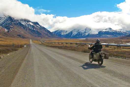 5 Must-Ride Mountain Passes in Alaska - ADV Pulse