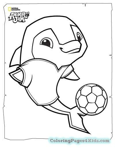 animal jam  coloring pages coloring pages  kids