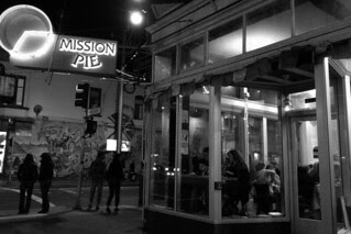 Mission Pie - Facade