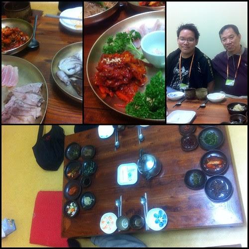 Damoon traditional Korean restaurant