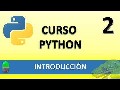 Curso Python 2