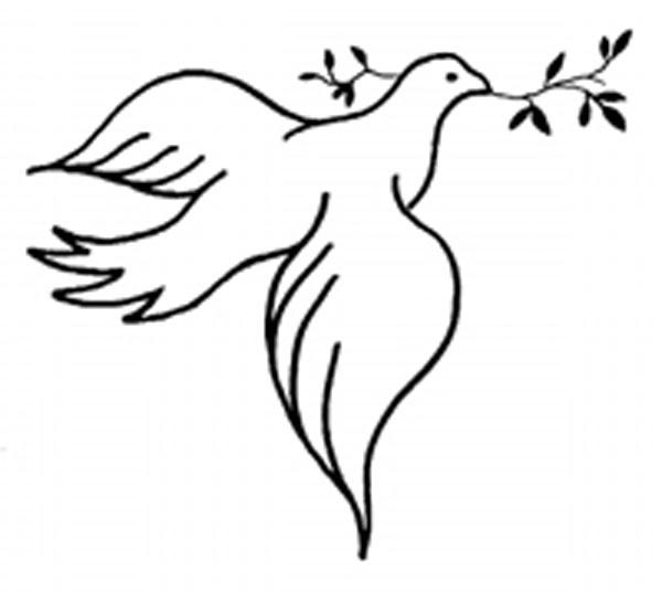 Pace Disegni Per Bambini Da Colorare