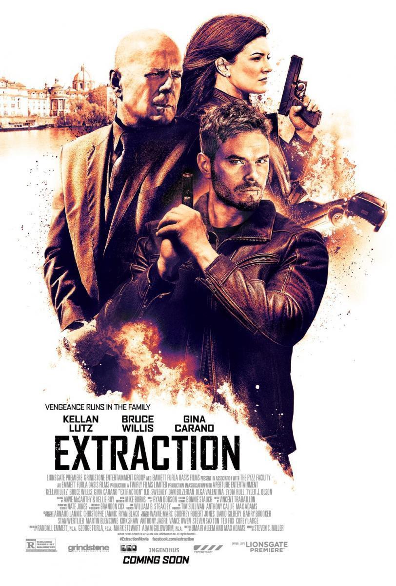 blog de cine, solo yo, blog solo yo, película, cartelera, Extracción, Extraction, bruce Willis, thriller, blogger alicante, compartelo, follow me, like me,