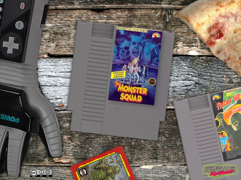 The Monster Squad Game