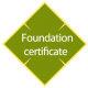 Foundation certificate