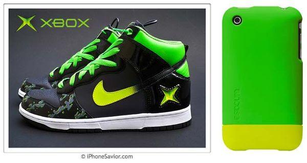 Iphone Savior 2500 Nike Xbox Sneakers Scream Kanye West