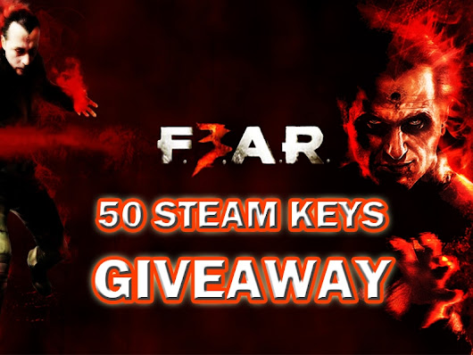 Enter to win 1 out of 50 F.E.A.R 3 Steam keys