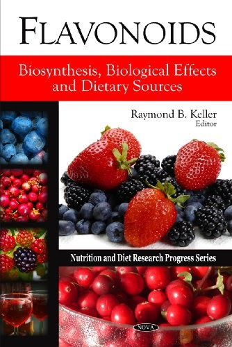 Flavonoids: Biosynthesis, Biological Effects and Dietary Sources