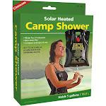 Coghlan's Solar Heated Camp Shower, 5 Gallon