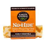 """Earth Animal No Hide Chews 4"""" / Chicken"""