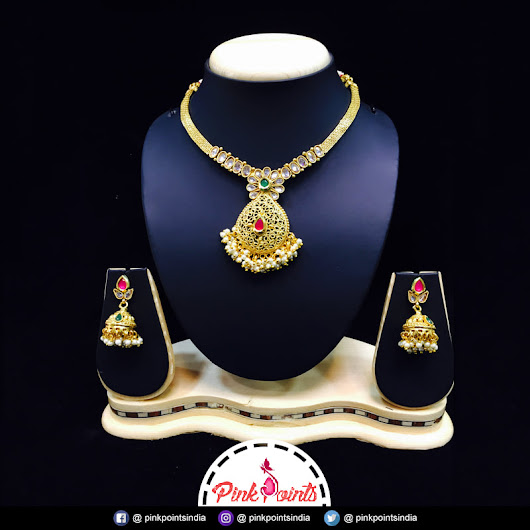 Top 5 Accessories to Buy from Online Jewellery for Navratri