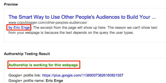 Author Photos are Gone: Does Google Authorship Still Have Value?