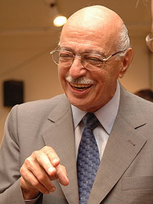 Adib Jatene em foto de setembro de 2009 (Foto: Janete Longo/Estadão Conteúdo)