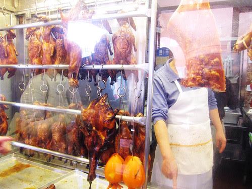 Six Taste New Chinatown Tour:  Sam Woo BBQ