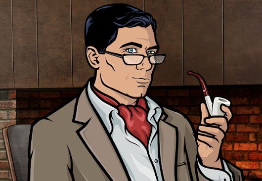 Every Literary Reference Made by Sterling Archer in One Supercut