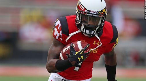 Ravens Dropped The Ball By Failing To Draft Ex-Terp Stefon Diggs