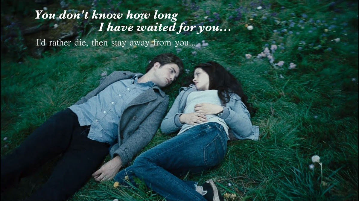 Famous Love Quote From Twilight 1 Picture Quote 1
