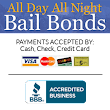 Contact All Day All Night Bail Bonds - Local Denver