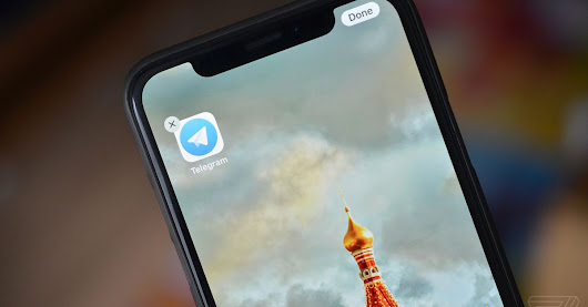 Russia orders immediate block of Telegram messaging app