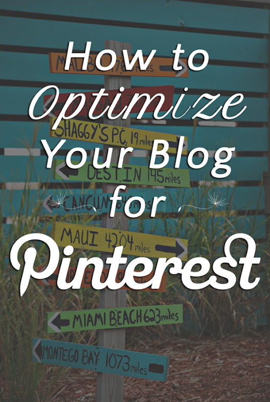 How to Optimize Your Food Blog for Pinterest - Pin It Button