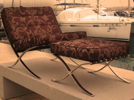 fauteuil baroque <span class=