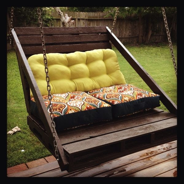 Pallet swing---I love this