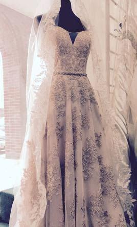 Oleg Cassini CWG767, $900 Size: 8   New (Altered) Wedding