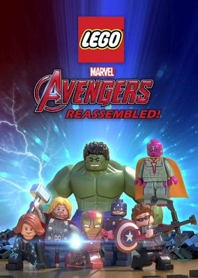 LEGO Marvel Super Heroes: Avengers...