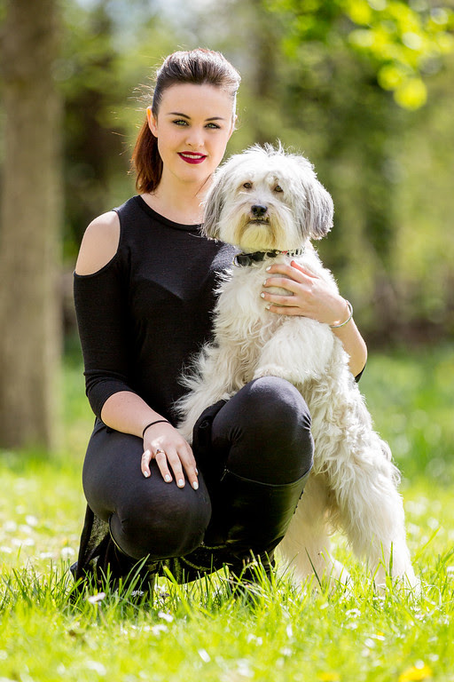 Ashleigh and Pudsey - ianmcglasham