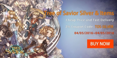 TOSGOLD - Buy Tree Of Savior Gold, Cheap TOS Items For Sale