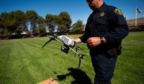 Feds, police working on safe, anti-drone techno...