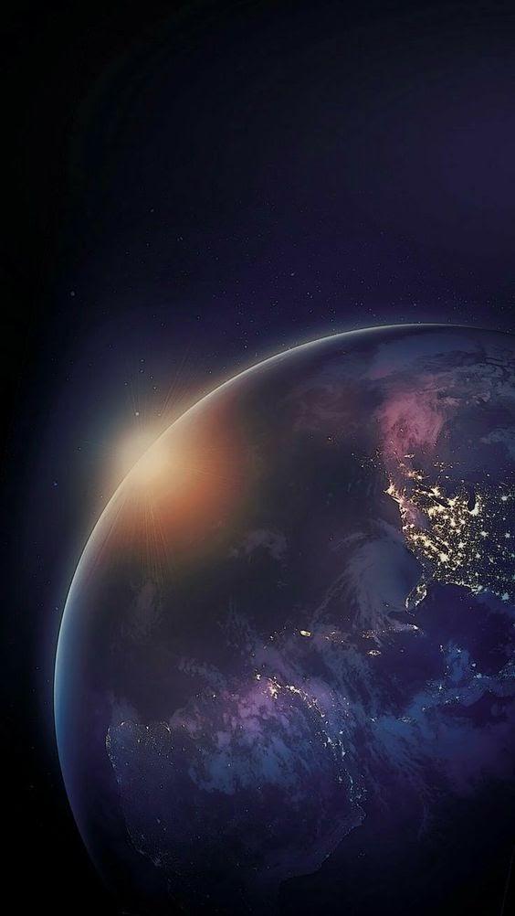 O que faz o teu mundo girar?