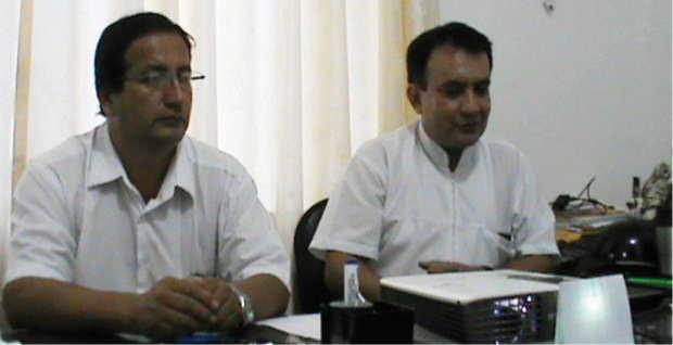 Wilder Vásquez Alva y Rodolfo Villalobos Valqui