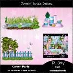 Embellishments - Garden Party