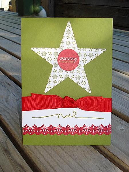 Olive i wish card