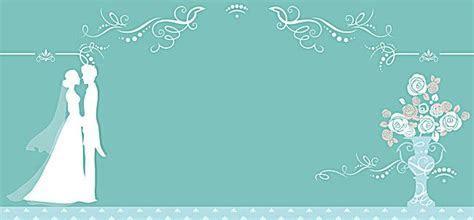 blue wedding invitation card vector background   anshil in