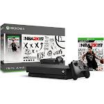Microsoft Xbox One NBA 2K19 Bundle - 1 TB - Black