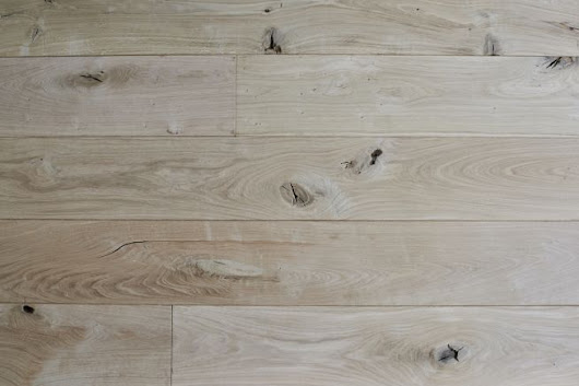 Rustic Grade Oak Flooring - Peak Oak