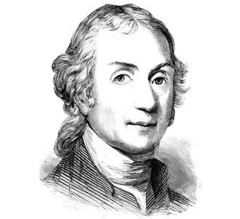 Retrato de Joseph Priestley