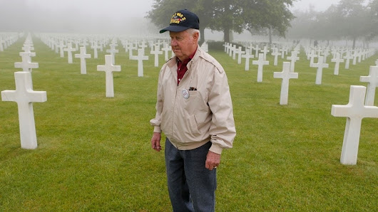 Vets, families remember Normandy D-Day landings, 72 years on | Fox News