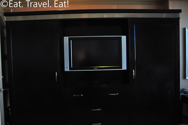 TV Cabinet Tower Deluxe Room