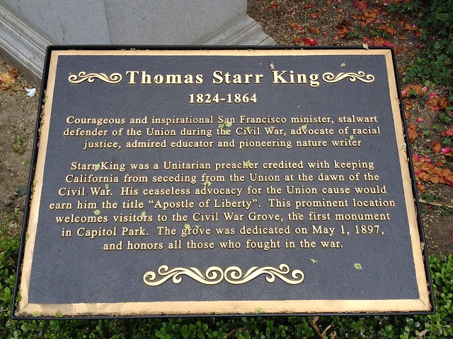 Thomas Starr King