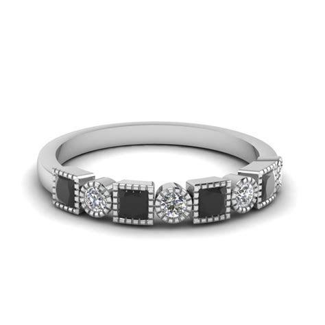 Unique Black Diamond Wedding Rings  Fascinating Diamonds