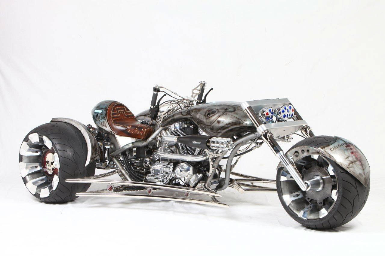 Daytona Beach Motorcycle Show Hosts The Ultimate Custom Bike Builder Championship  Picture