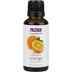 Now Essential Oils Orange, 100% Pure - 1 fl oz