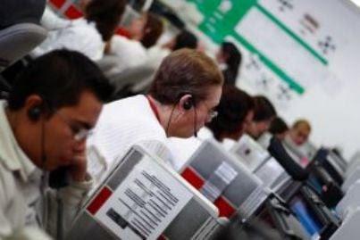 Call center lavoro impiegati